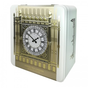 Big Ben Collection Ivory Ahmad Tea London 40 tb