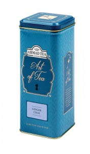 Ginger Chai Ahmad Tea Caddy