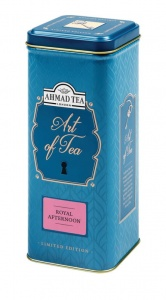 Royal Afternoon Ahmad Tea Caddy