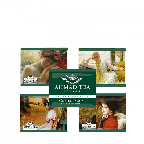 Ahmad Tea London - Cukier